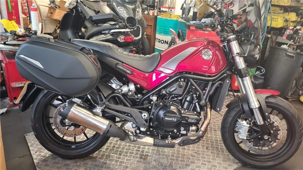 Benelli Leoncinco 500 - Image 31