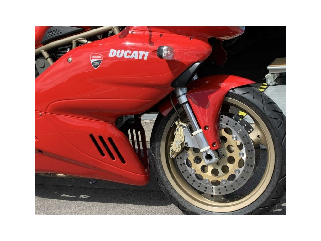 2000 Ducati 750SS SUPERSPORT Red - Image 1