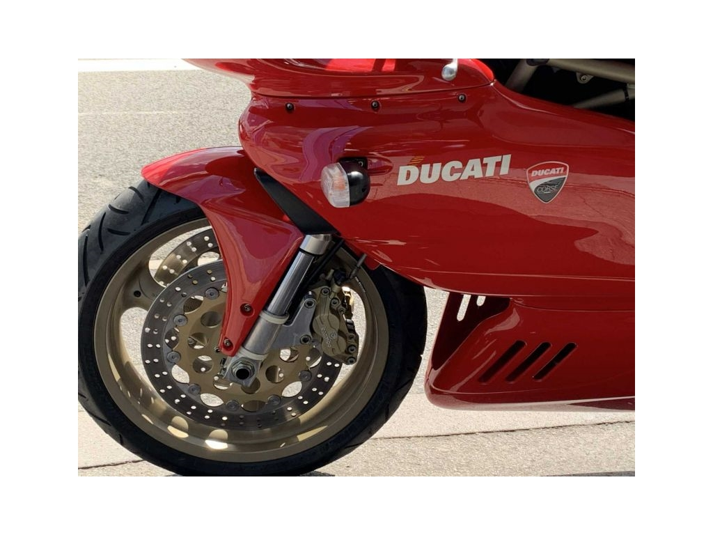 2000 Ducati 750SS SUPERSPORT Red - Image 5
