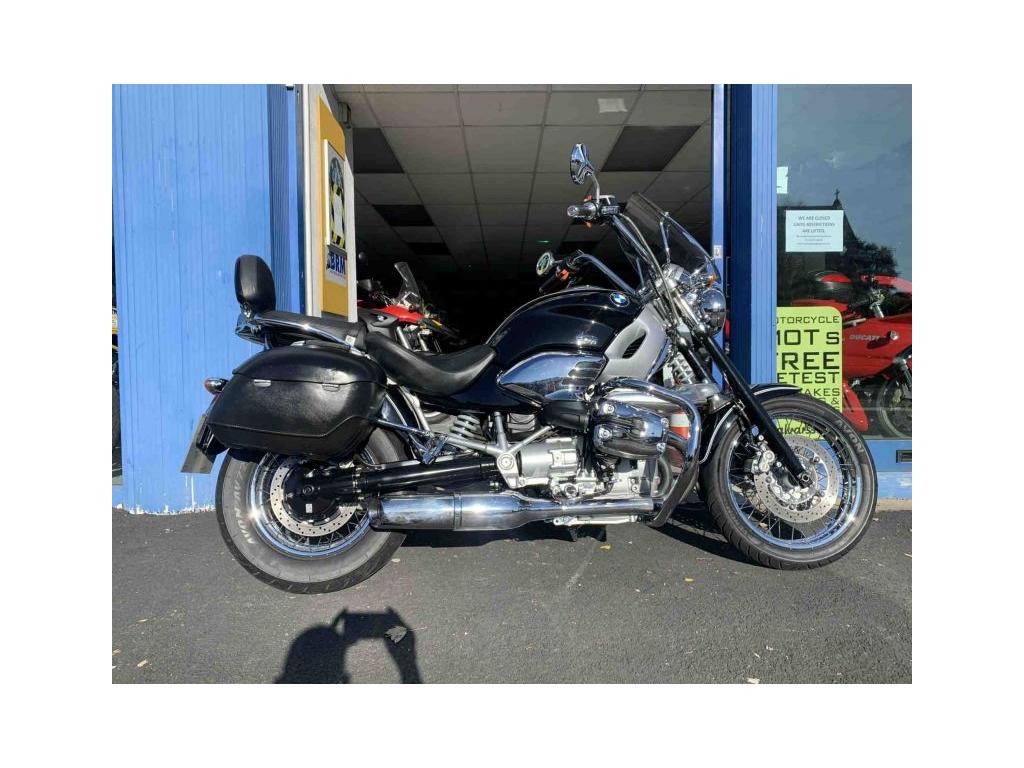 2000 BMW R1200C BLACK - Image 0