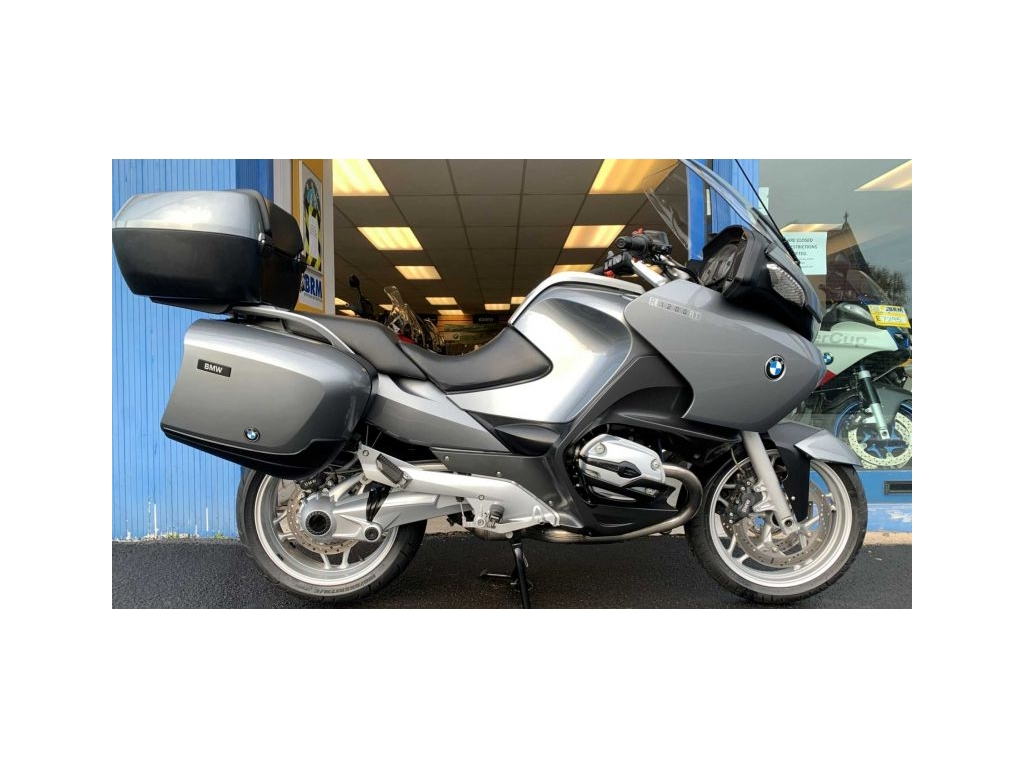 2005 BMW R1200RT SE Grey - Image 0