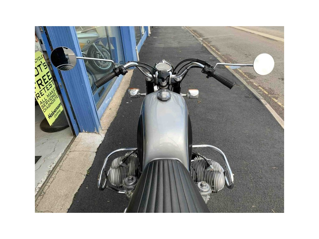 1971 BMW R75/5 CLASSIC SILVER - Image 3