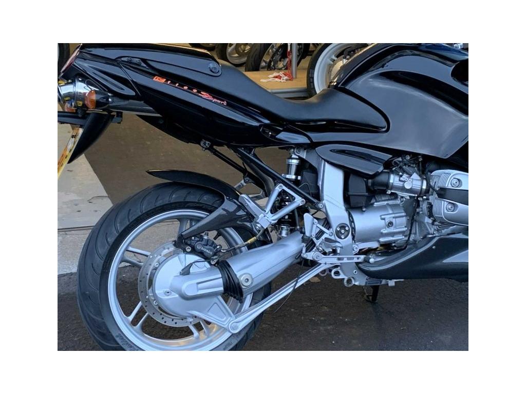 2000 BMW R1100S Black - Image 2