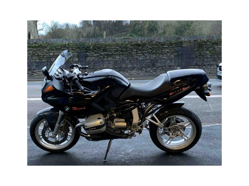 2000 BMW R1100S Black - Image 4