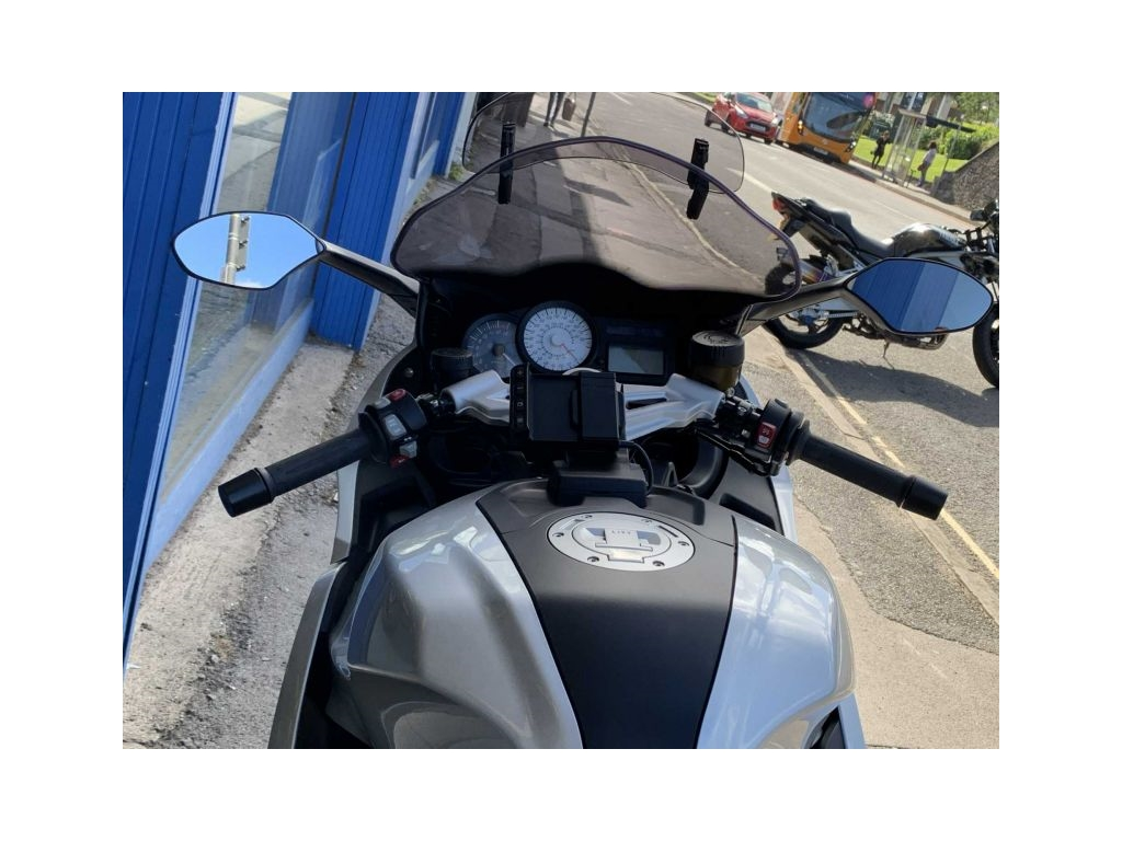 2013 BMW K1300S ABS Silver - Image 3