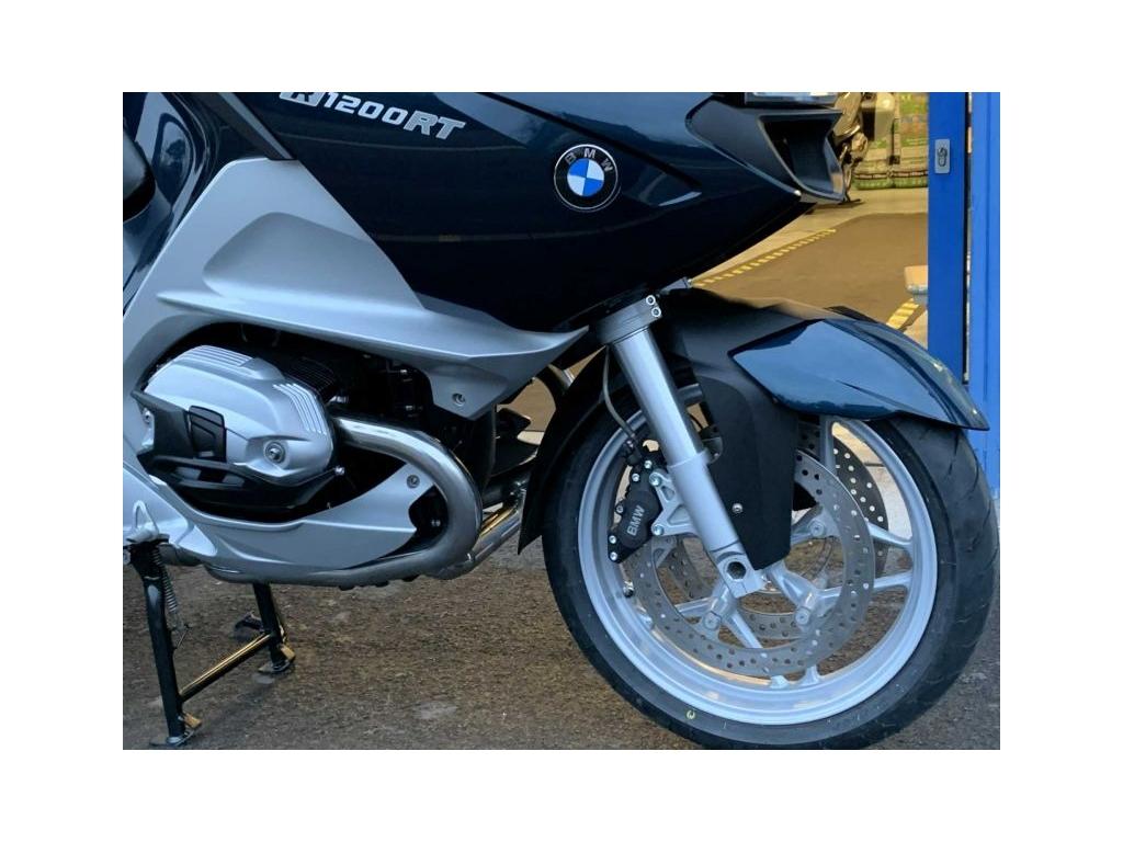 2012 BMW R1200RT MU BLUE - Image 1