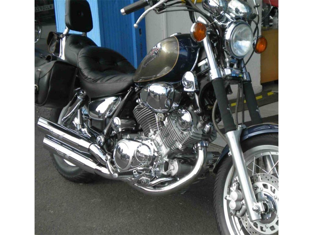1999 Yamaha XV1100 VIRAGO BLUE BRONZE - Image 1