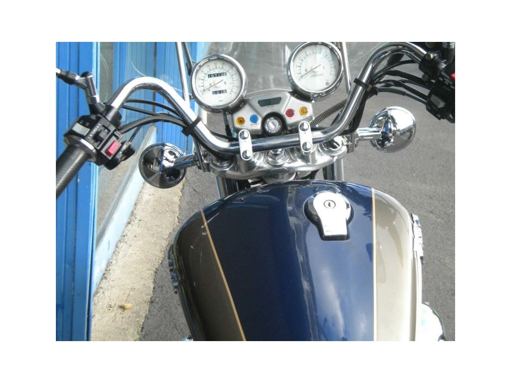1999 Yamaha XV1100 VIRAGO BLUE BRONZE - Image 3