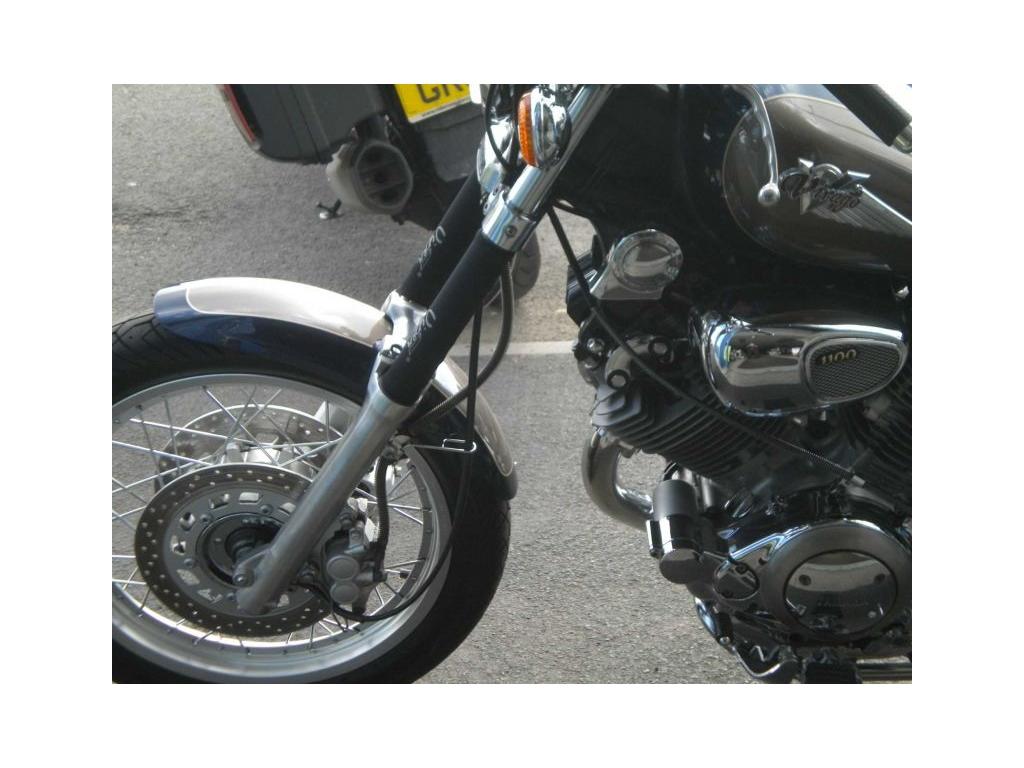 1999 Yamaha XV1100 VIRAGO BLUE BRONZE - Image 5