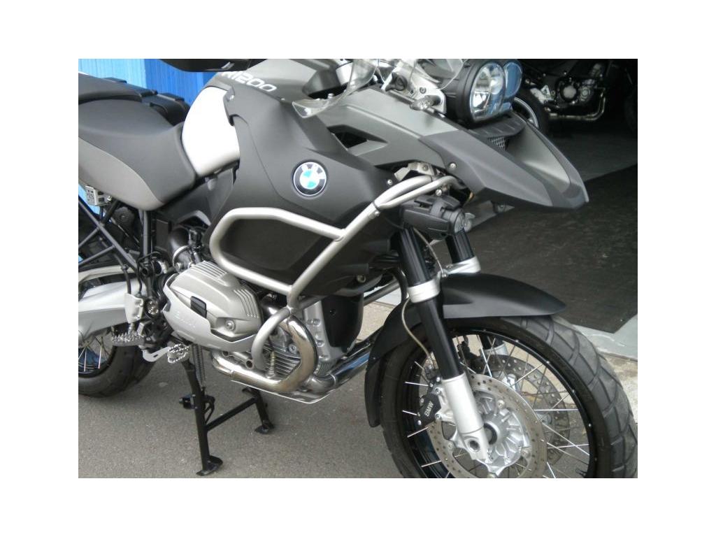 2010 BMW R1200GS ADVENTURE GREY - Image 1