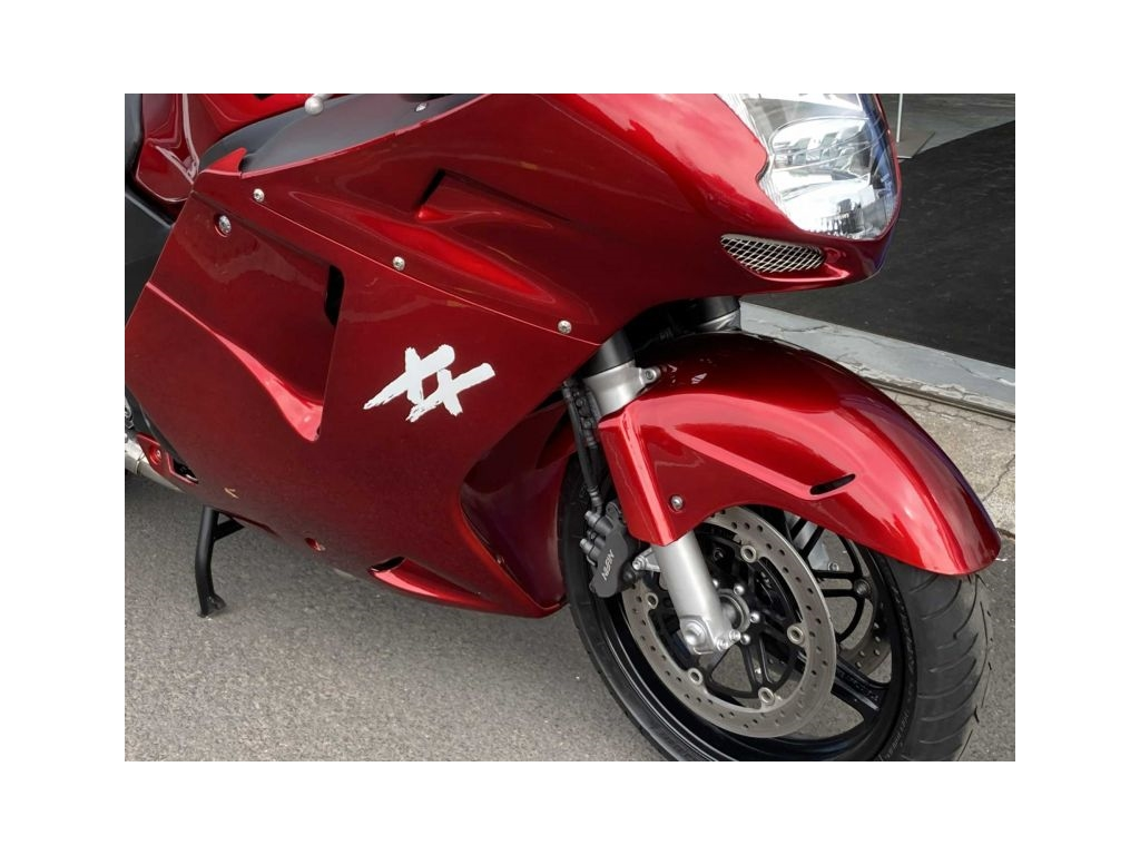 1998 Honda CBR1100XX RED - Image 1