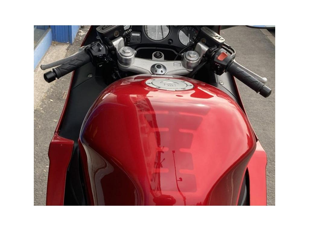 1998 Honda CBR1100XX RED - Image 3