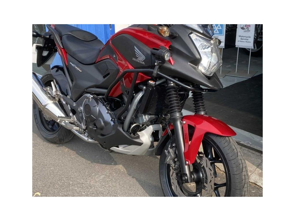 2014 Honda NC750XA RED - Image 1