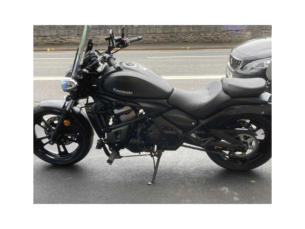 2018 Kawasaki VULCAN 650 BLACK - Image 5
