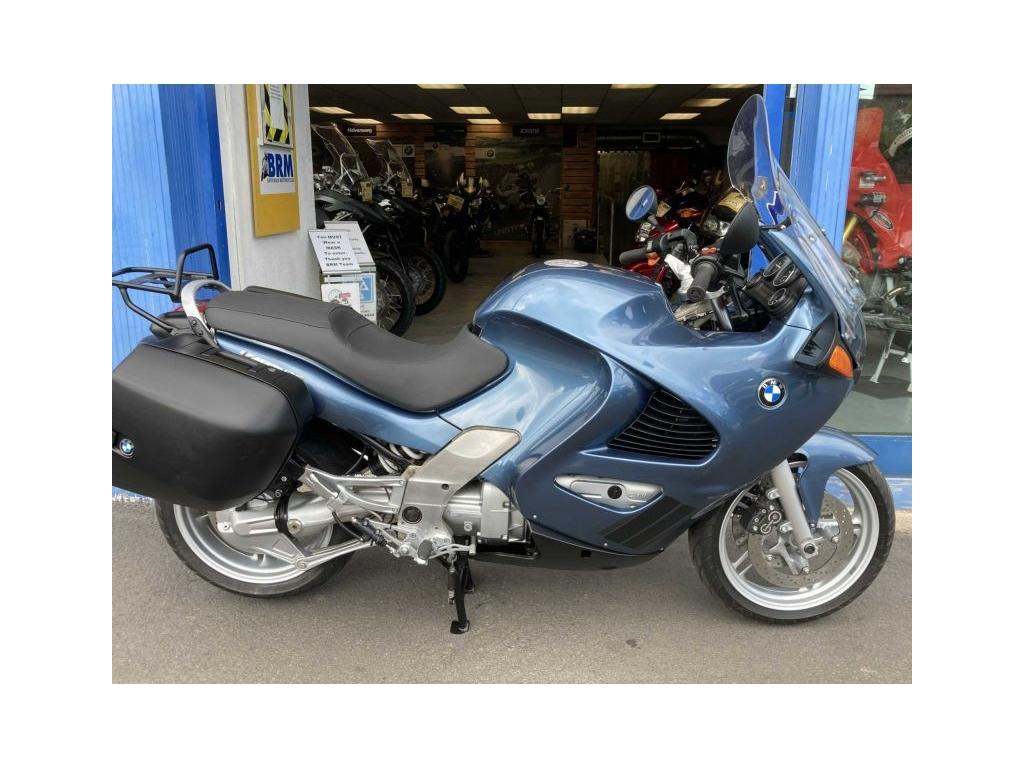 1998 BMW K1200RS Blue - Image 0