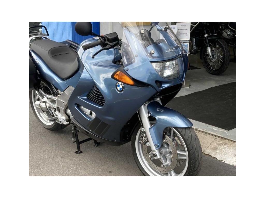 1998 BMW K1200RS Blue - Image 1