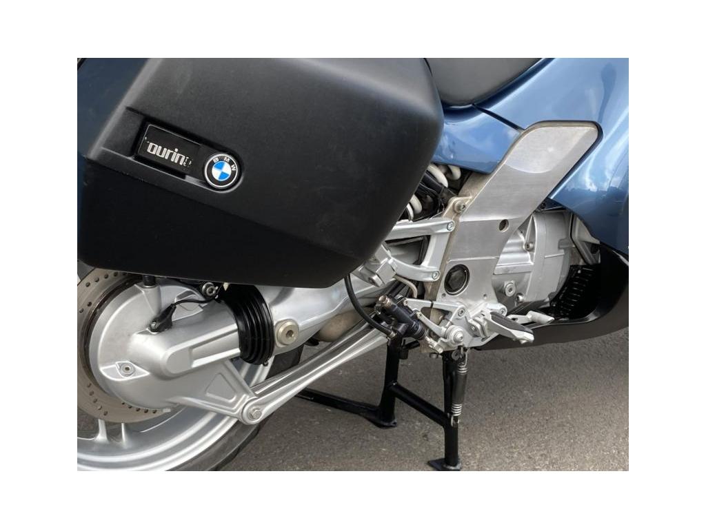 1998 BMW K1200RS Blue - Image 2