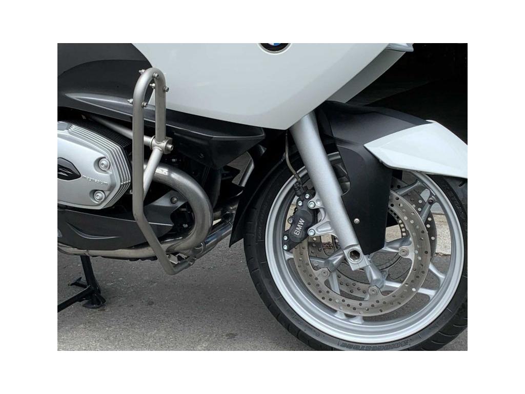 2009 BMW R1200RT EX POLICE WHITE - Image 1