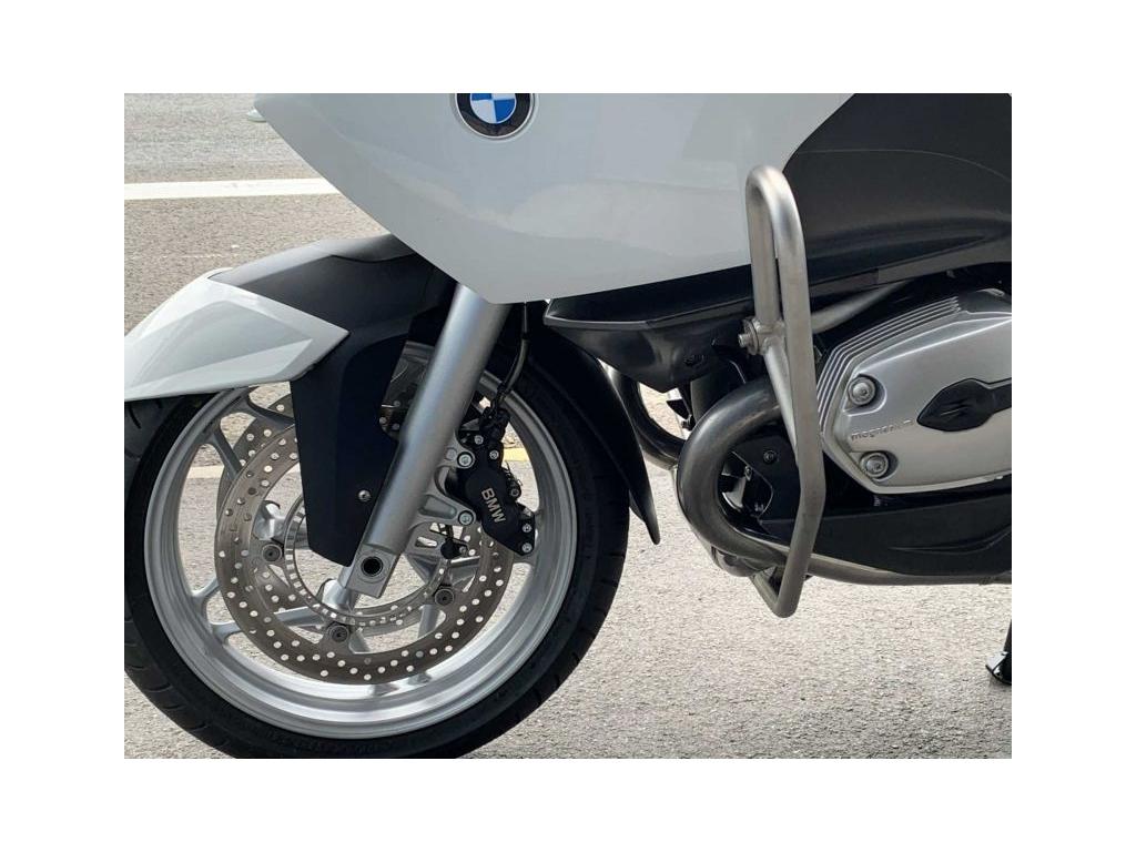 2009 BMW R1200RT EX POLICE WHITE - Image 5