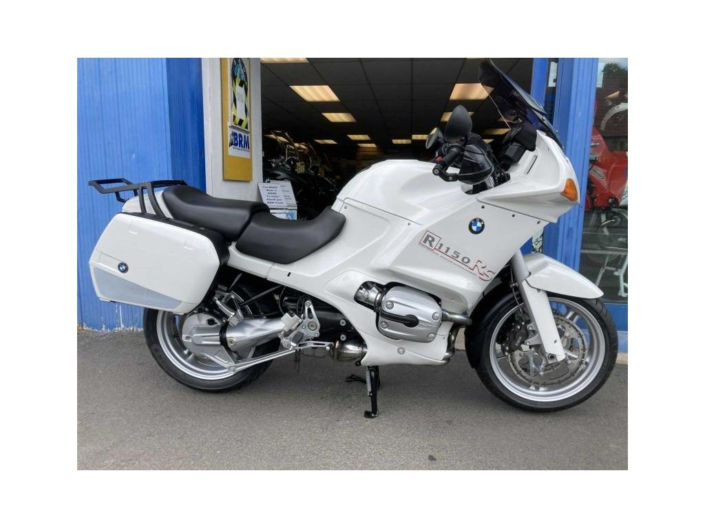 2005 BMW R1150RS White - Image 0