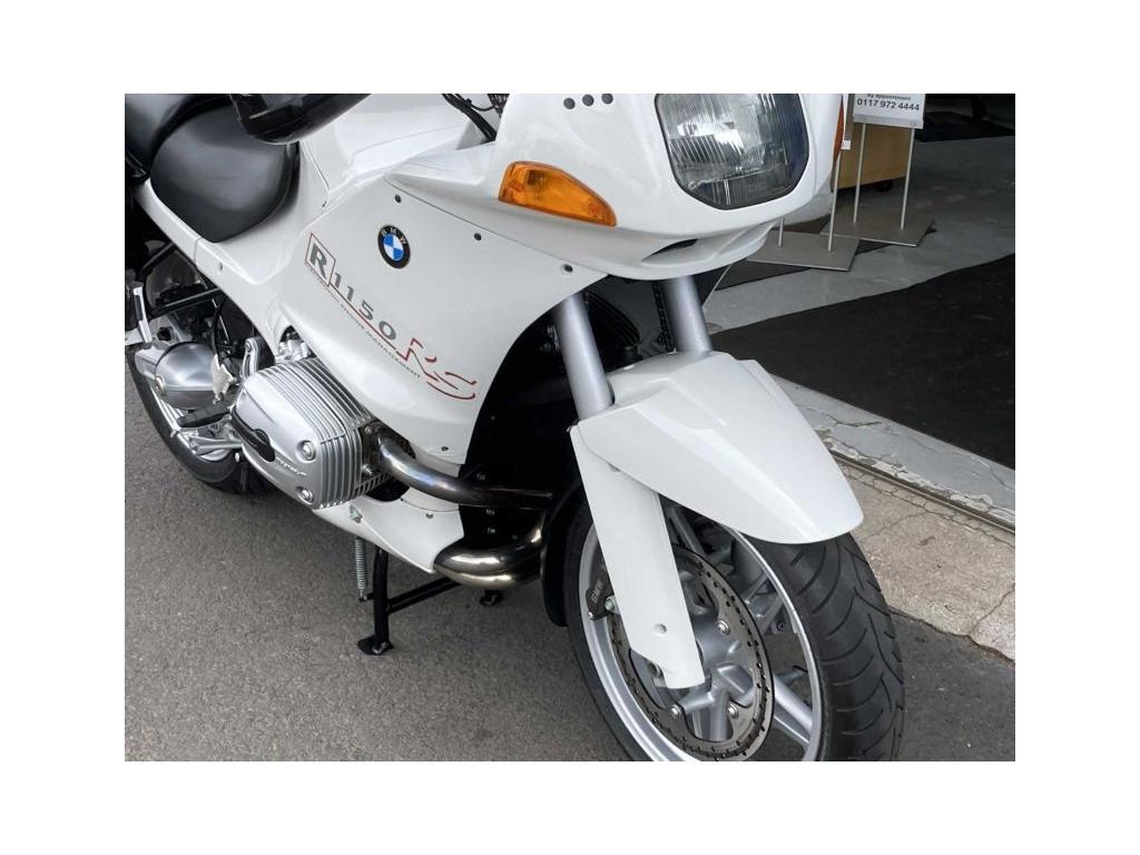 2005 BMW R1150RS White - Image 1