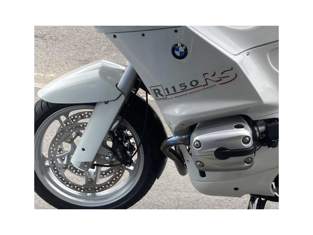 2005 BMW R1150RS White - Image 5