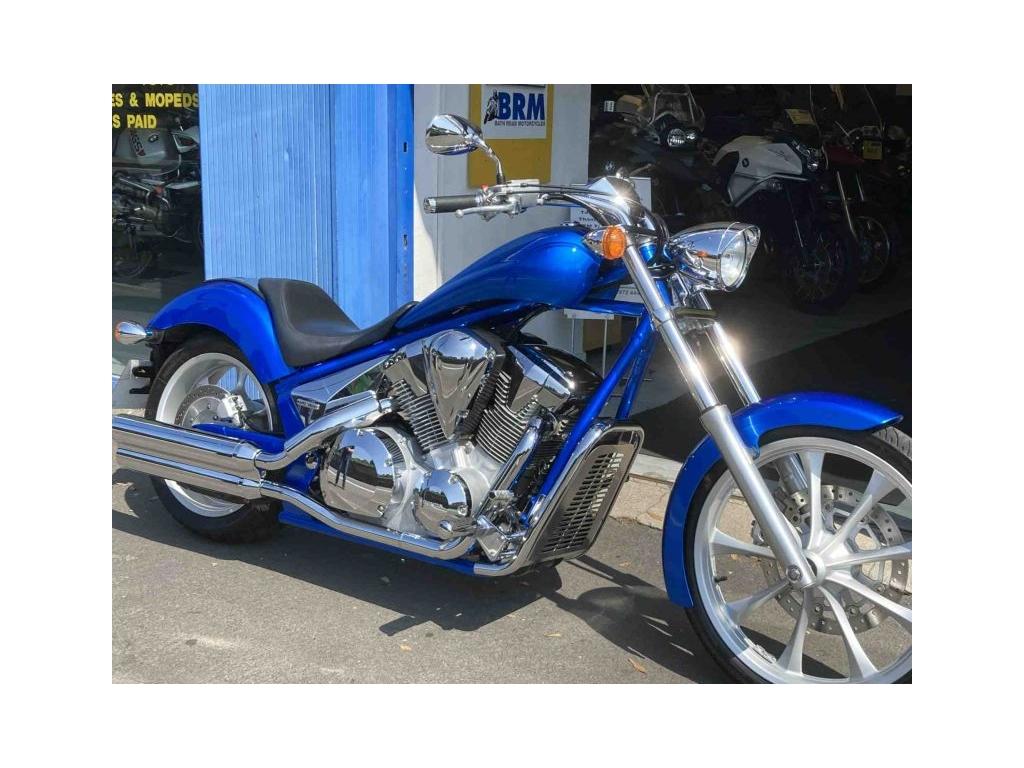 2010 Honda VT1300 CX BLUE - Image 0