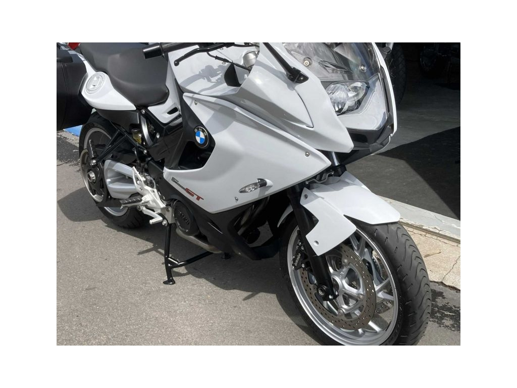 2013 BMW F800GT WHITE (REDUCED TO CLEAR) - Image 1