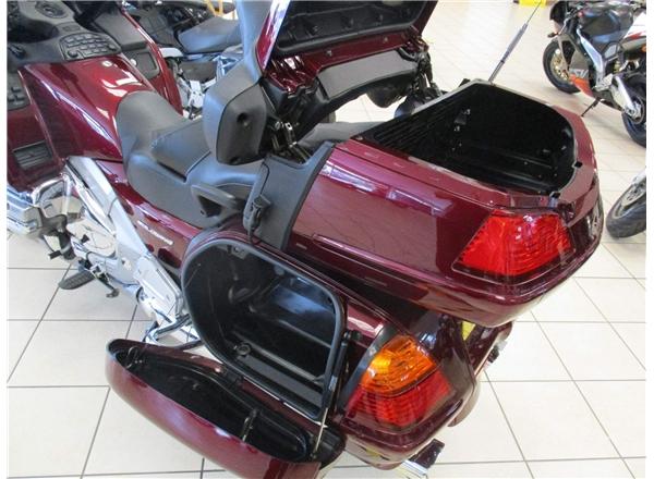 2007 Honda GL1800 Goldwing 1800 Goldwing Deluxe Tourer - Image 17