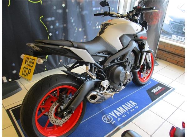 2019 Yamaha MT-09 850 ABS - Image 12