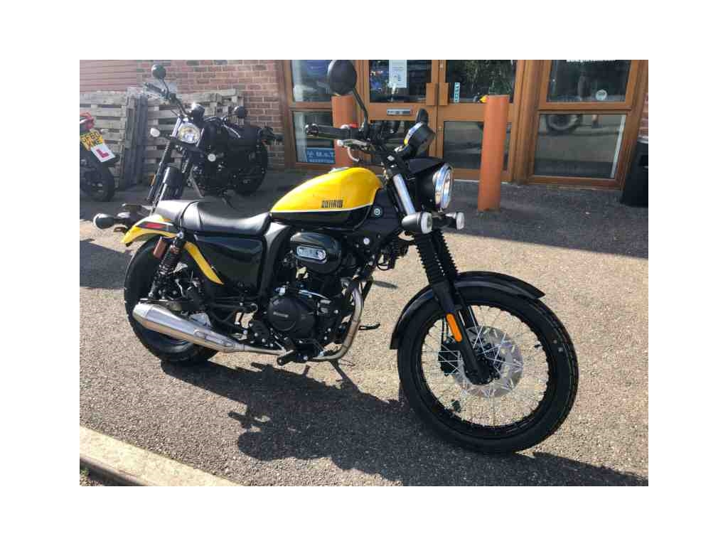New Sinnis Outlaw 125  - Image 1