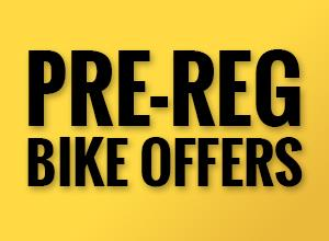 Pre-Registered Bike Offers