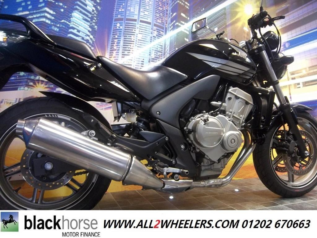 Honda CBF 600 N8 2009 Naked Sports Motorcycle 600 cc - Image 1