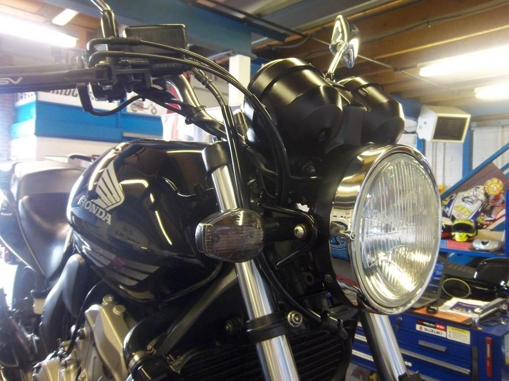 Honda CBF 600 N8 2009 Naked Sports Motorcycle 600 cc - Image 8