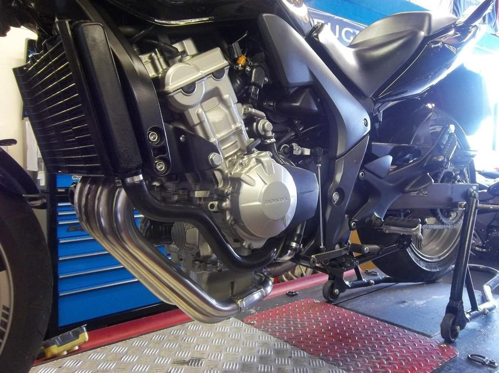Honda CBF 600 N8 2009 Naked Sports Motorcycle 600 cc - Image 10