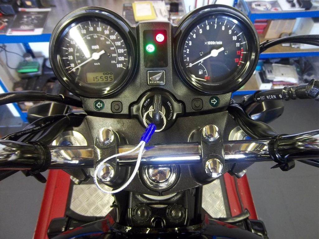 Honda CBF 600 N8 2009 Naked Sports Motorcycle 600 cc - Image 12