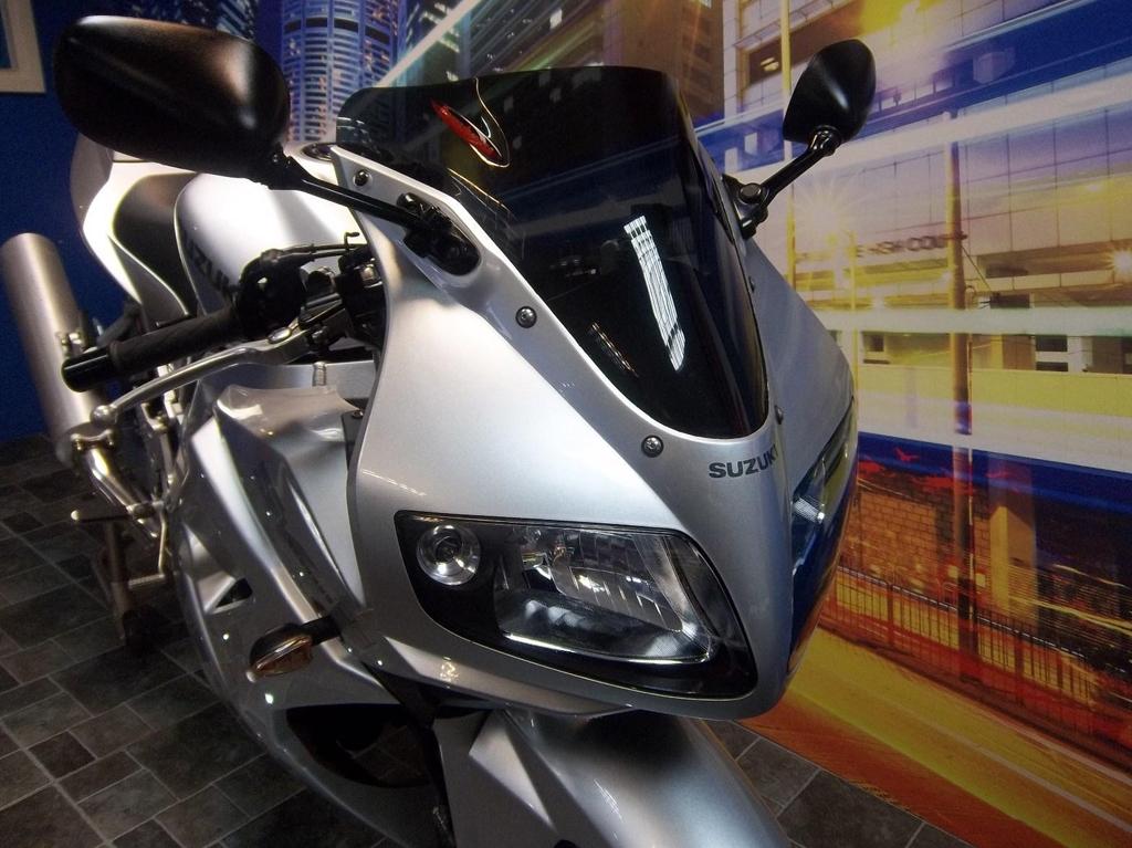 Suzuki SV 1000 S K3-S Sport/Tourer - Image 3