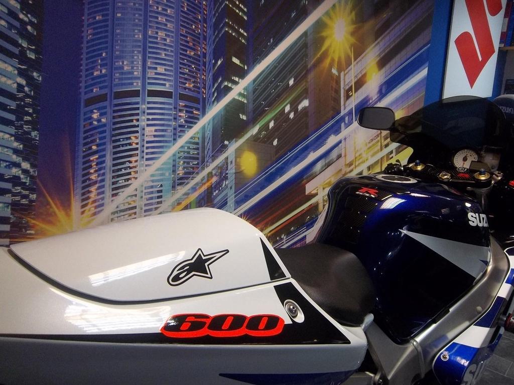 Suzuki GSXR 600 K3  - Image 4