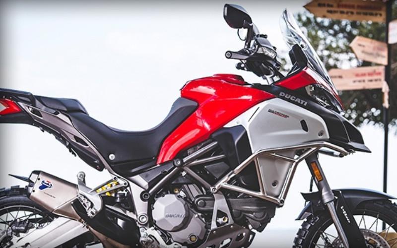 multistrada 1200 enduro accessory packs | hyside motorcycles ltd