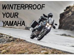 Winterproof your Yamaha