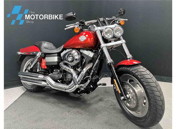 2013 Harley-Davidson HARLEY FXDB FAT BOB ORANGE