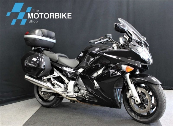 2010 Yamaha FJR1300 AS MIDNIGHT BLACK
