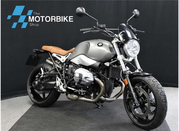 2018 Bmw R NINE T SCRAMBLER GREY