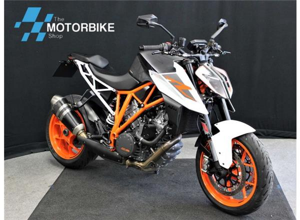 2018 Ktm 1290 SUPERDUKE R WHITE