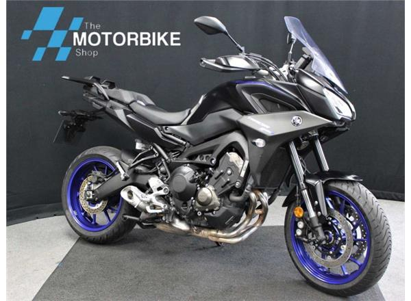 2019 Yamaha TRACER 900 TECH BLACK