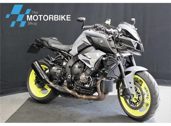 2017 Yamaha MT 10 GREY