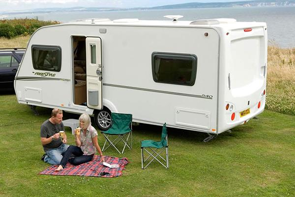 Caravan and Camping