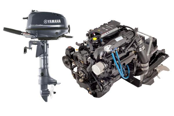 Inboard and Outboard Engines