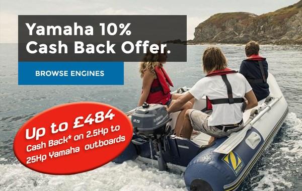 Yamaha 10% Cashback
