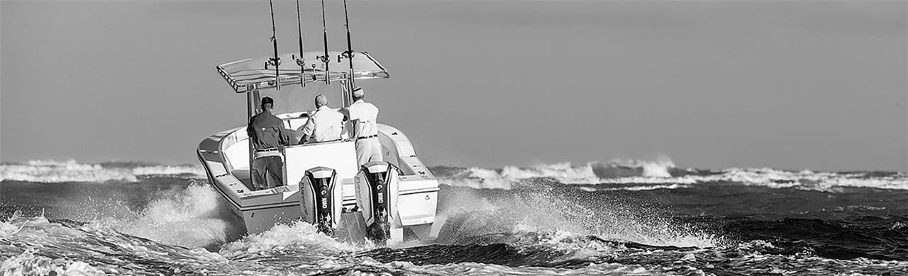 Ocean Master Twin Boat Engines